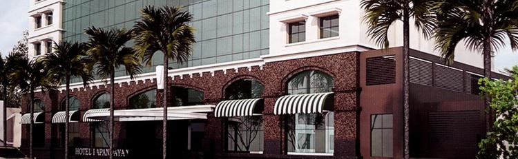 Hotel Papandayan 4 Star Jl Gatot Subroto 83 Bandung